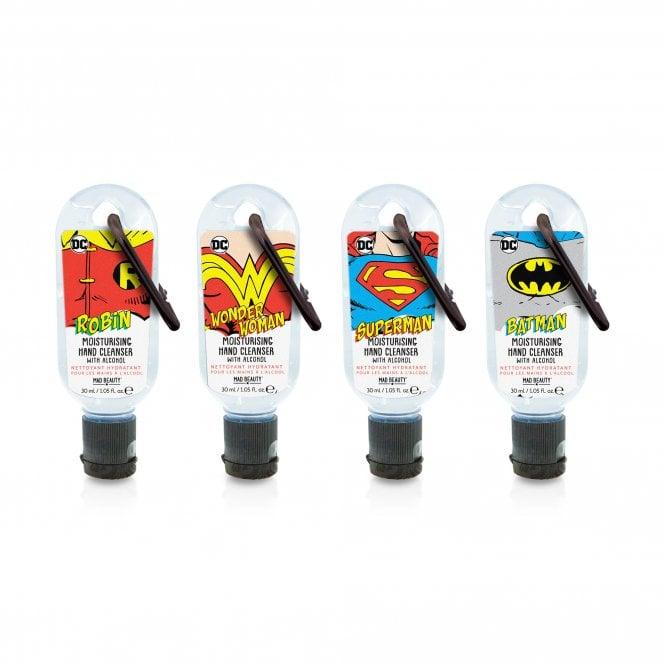 Warner Brothers DC Superhero Clip & Clean Gel Cleanser