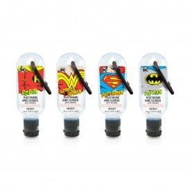 DC Superhero Clip & Clean Gel Cleanser