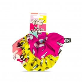 Looney Tunes 3pk Hair Scrunchies