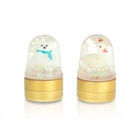 Winter Wonderland Lip Balms - 1pc