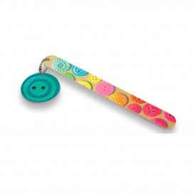 Button Nail Files