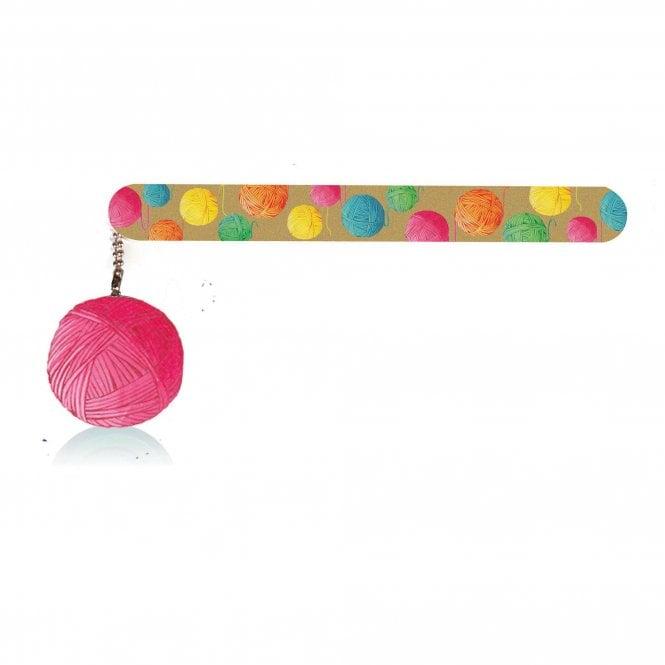 Wiscombe Art Wool Ball Nail Files